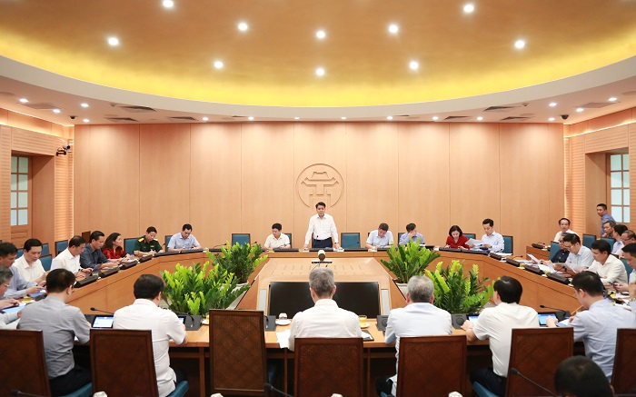 Building e-government is urgent for Hanoi: Mayor