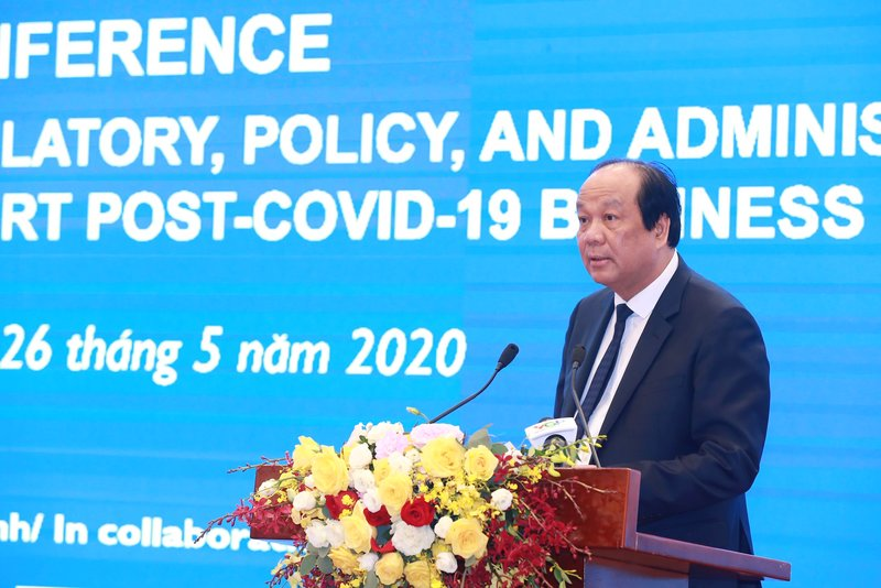 Administrative reform remains core in Vietnam gov't drive for 5%-GDP growth