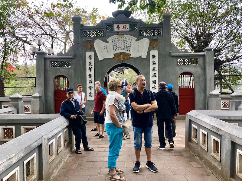 Hanoi's tourism gradually recovers from Covid-19 impacts