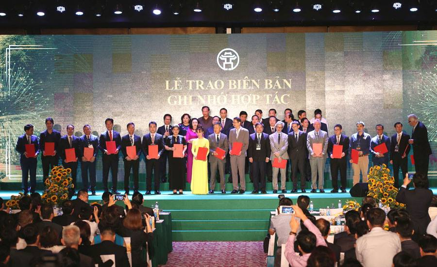 Hanoi's upcoming investment promotion conference to attract 1,500 delegates