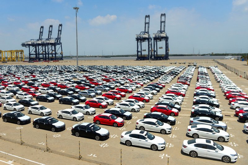 Car sales in Vietnam surge 62% in May amid Covid-19 under control
