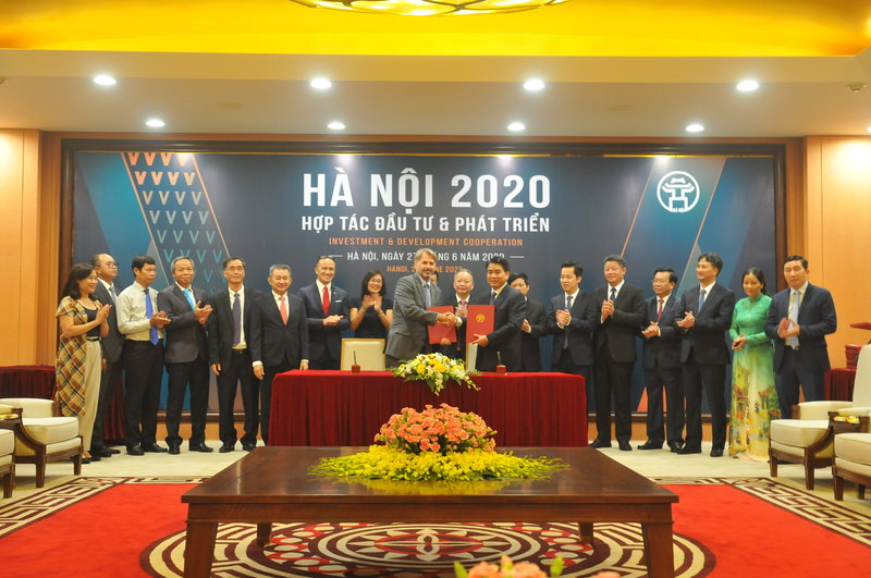 IFC supports Hanoi to attract high value-added investments