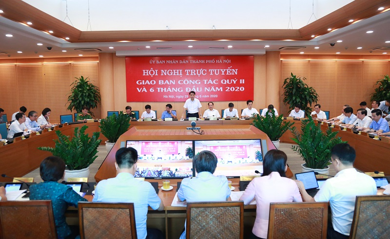 Hit by Covid-19, Hanoi GRDP grows 3.39% in H1