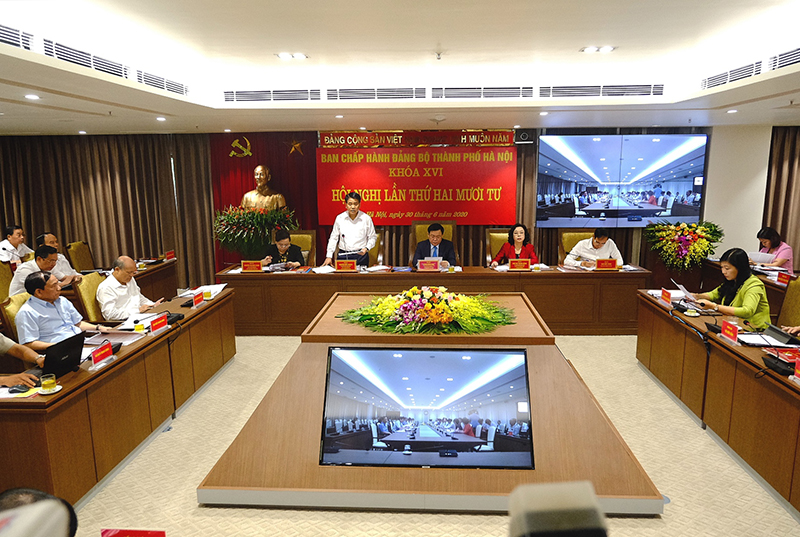 Agriculture, industry expected to power Hanoi's economy