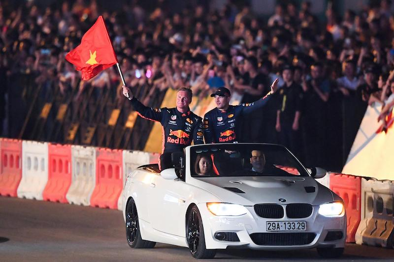 F1 race could take place in Hanoi this November