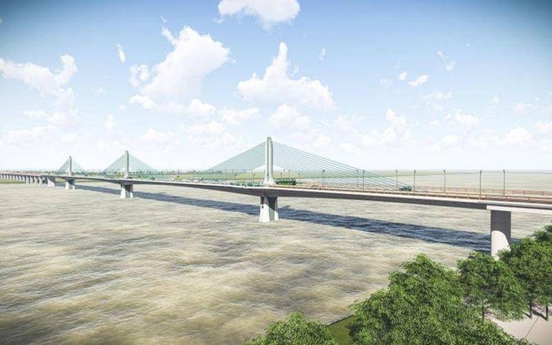 Hanoi reveals design of new bridge crossing Red river