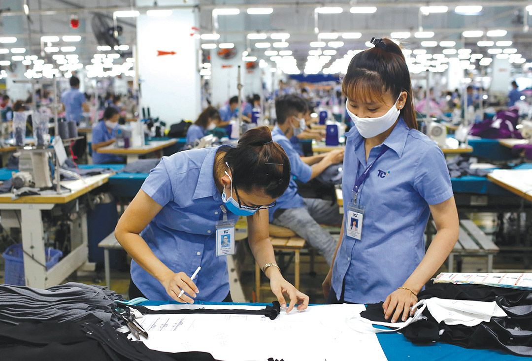 Vietnam to benefit most from global apparel manufacturing diversification