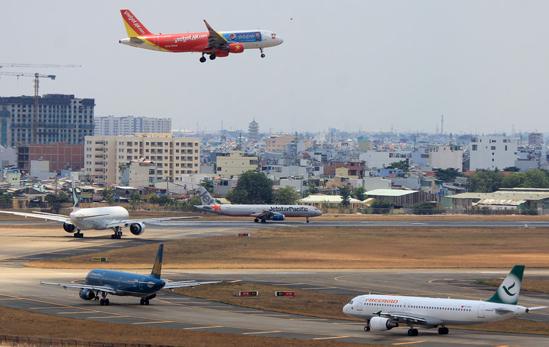 Vietnam gov't holds off licensing new airlines until 2022