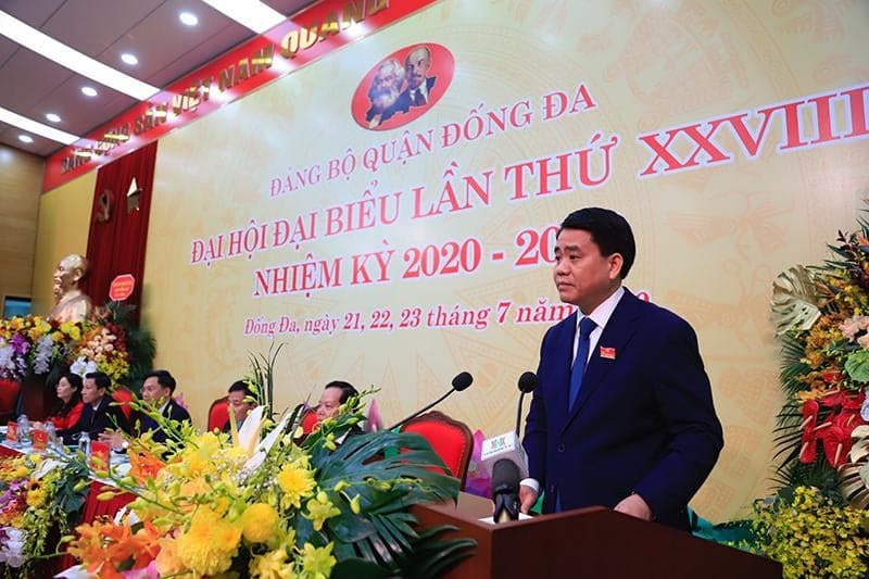 Hanoi keen on developing knowledge and digital economy in downtown districts: Mayor