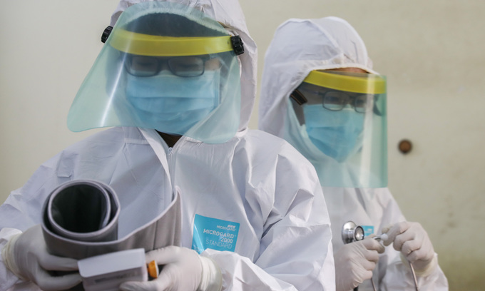 WHO lauds Vietnam response to new Covid-19 outbreak and repatriation program