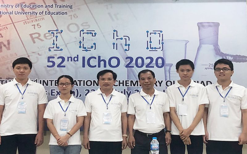 Vietnam bags four gold medals at 2020 International Chemistry Olympiad