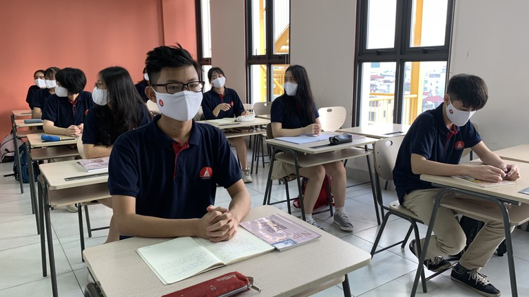 Vietnam to proceed with national exam despite return of Covid-19