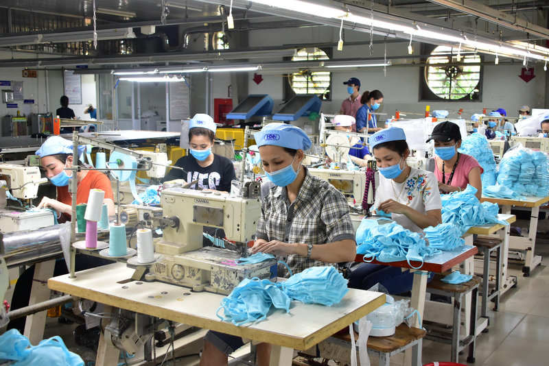 Covid-19 may hurt up to 5 million workers in Vietnam in Q3