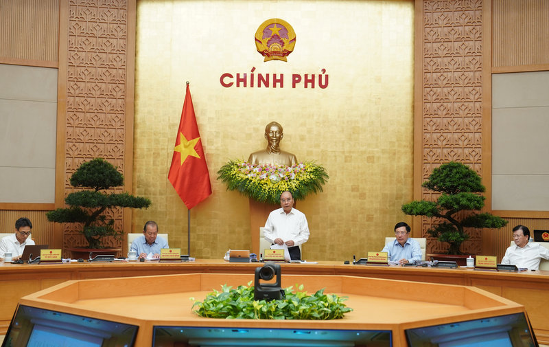 Vietnam economy shows positive signs in 7 months: PM