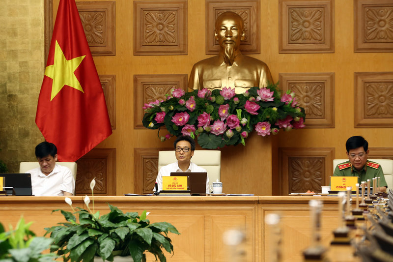 Vietnam to avoid nationwide social distancing: Deputy PM