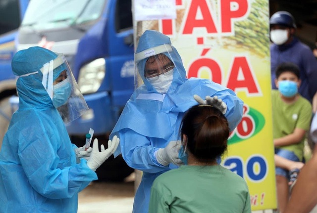 Covid-19 pandemic in Vietnam may peak in next ten days: Health official