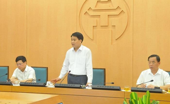 Hanoi raises Covid-19 alert until August 12