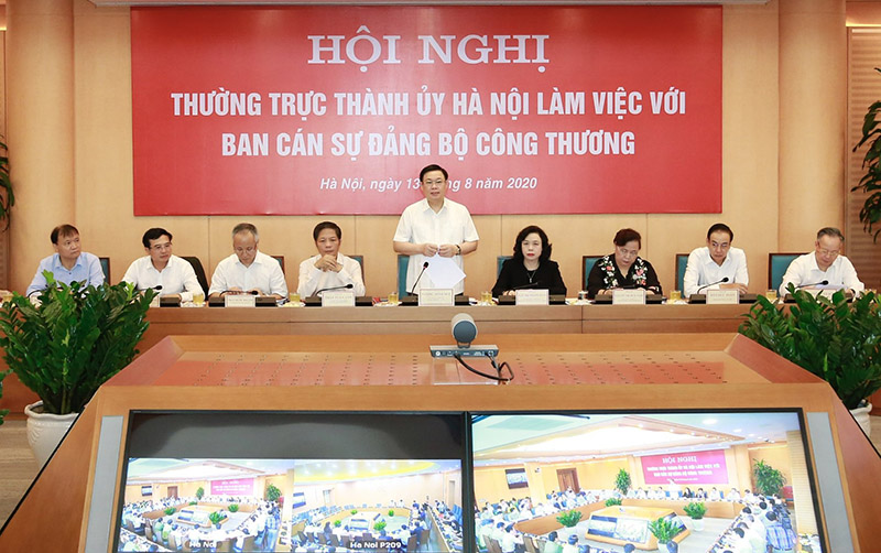 Hanoi targets industry, trade to make up 23% of GRDP in next five years