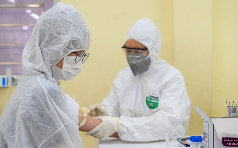 Many Covid-19 patients in Vietnam are in critical condition