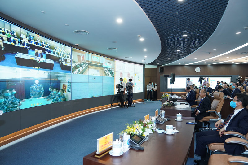 Vietnam gov't prioritizes transparency with launch of National Reporting System