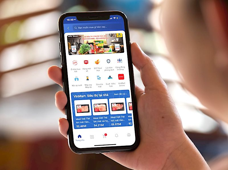 Nearly 50% of Vietnamese shop online: Report