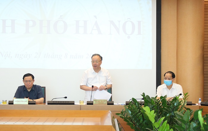 Hanoi committed to realizing public investment goal