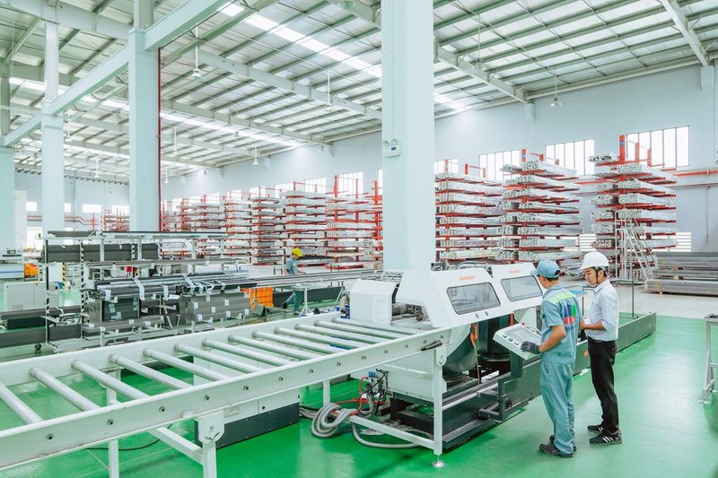 Hanoi industrial production grows for 4 consecutive month