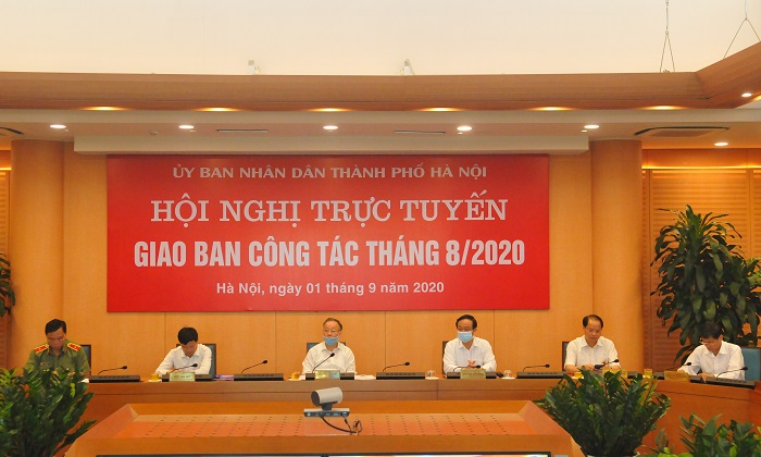 Hanoi continues to focus on economic recovery efforts