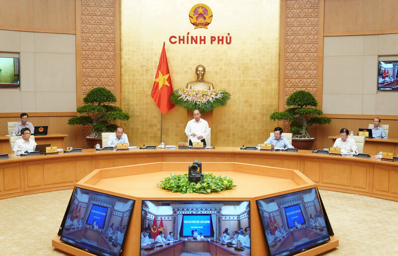 Vietnam gov't targets 2.5% GDP growth for 2020