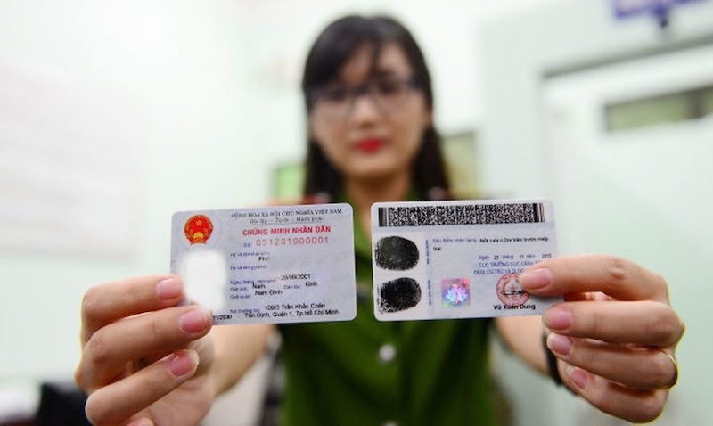 Vietnam approves electronic ID card issuance project