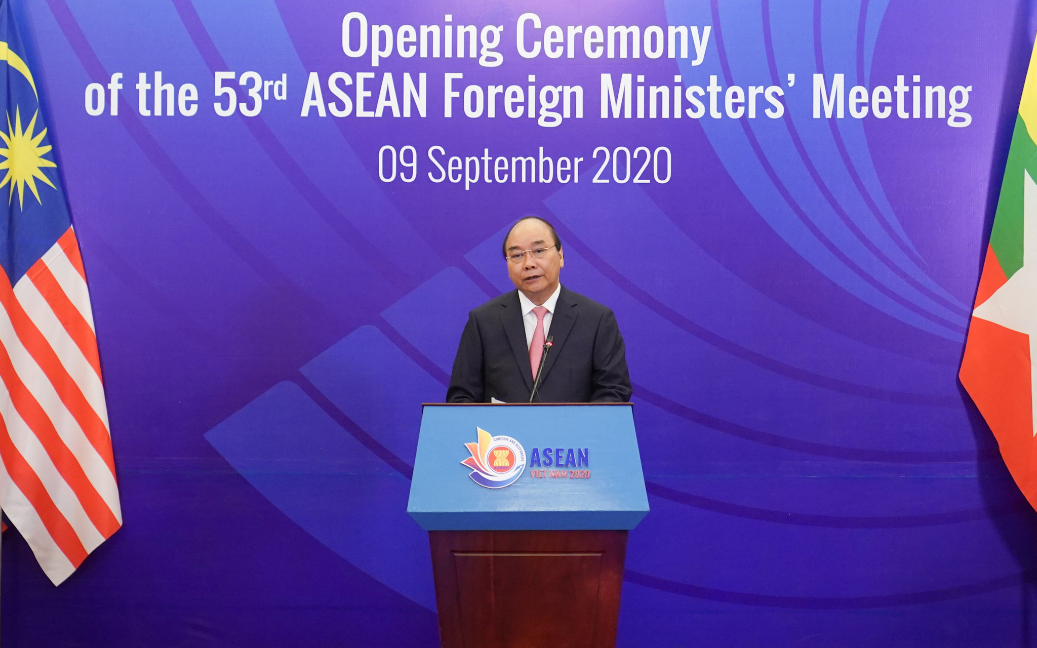 Efforts should be invested to control Covid-19 in ASEAN: Vietnam PM