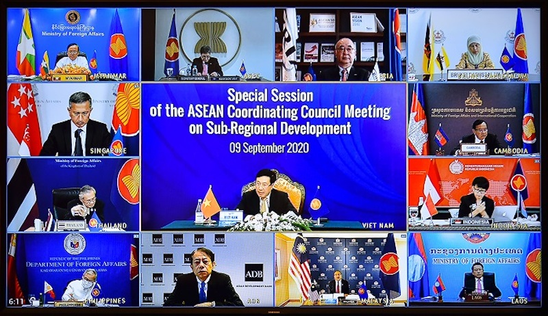 Sub-regional development on table on AMM-53 first working day