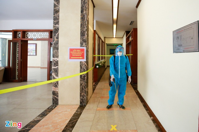 Cost of two-week quarantine in Hanoi hotels averages US$728