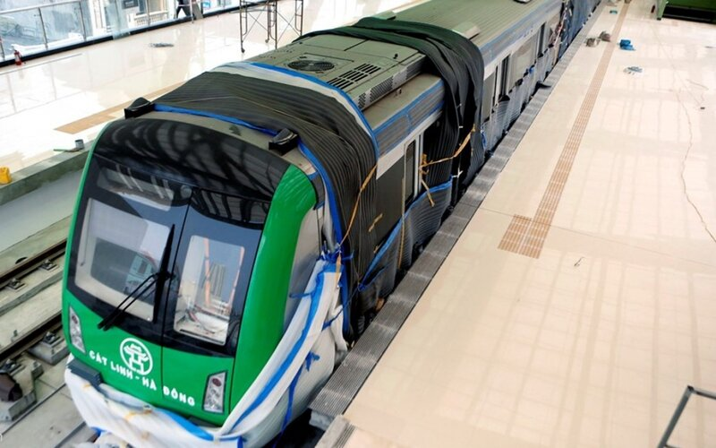 Hanoi proposes another metro line project worth US$2.8 billion