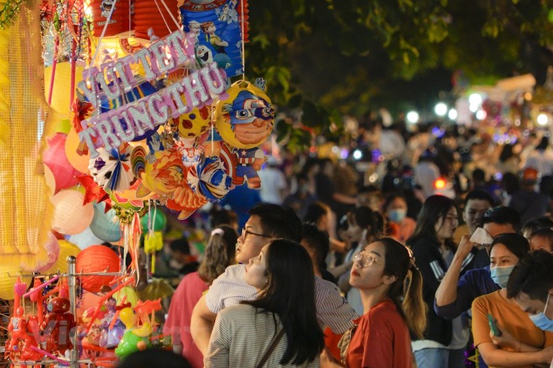 Five Hanoi streets closed to traffic for Mid-Autumn Festival