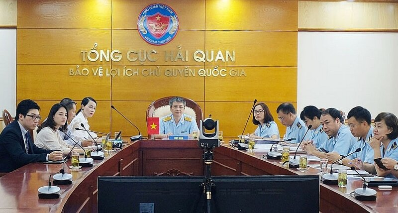 Vietnam customs and USABC cooperate for trade facilitation