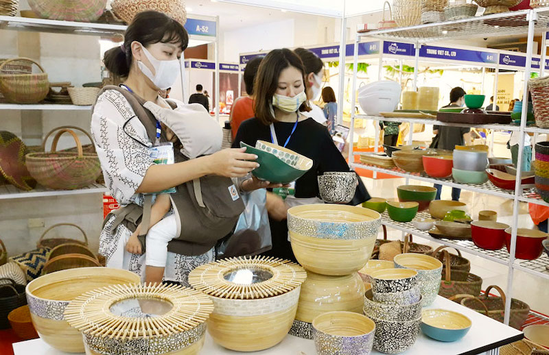 Hanoi Gift Show 2020 expected to boost handicraft sales