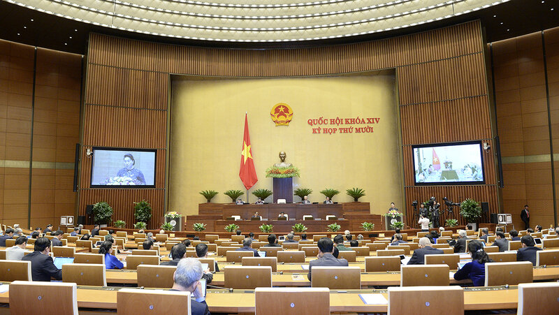 Vietnam's National Assembly convenes semi-annual meeting