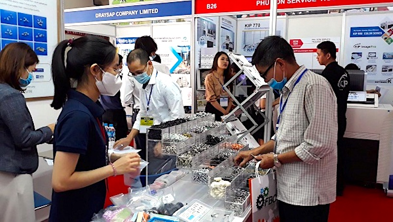 Hanoi expo held to lure foreign investment in supporting industries