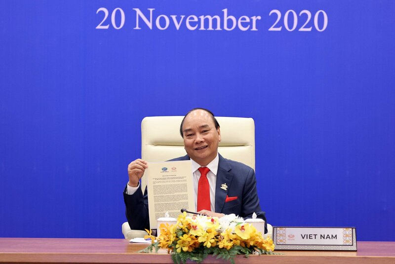 Vietnam to join APEC's efforts towards peace and prosperity in Asia–Pacific: PM