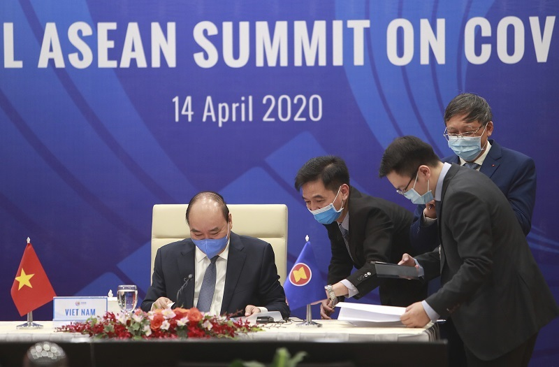 Vietnam promotes ASEAN Centrality amid global struggle for safety