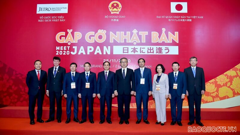 Japan–Vietnam cooperation in tech, digital transformation set to flourish