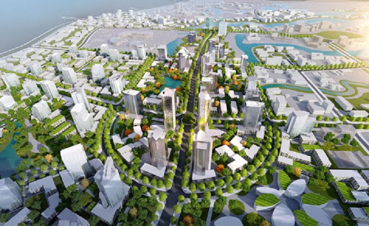 Hanoi proposes solutions to complete satellite urban planning project
