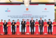 USAID launches project to support strengthening of Vietnamese SMEs