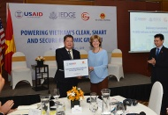 US partners with Vietnam to guarantee urban energy security