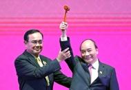 Vietnam takes over ASEAN chair