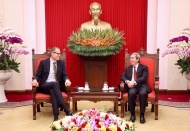Denmark extends support to Vietnam in energy sector