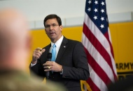 US Defense Secretary Esper to visit Vietnam soon