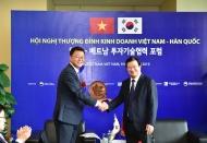 Vietnam considers S.Korean business community strategic partner for economic restructuring