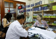 Nearly 90% of Hanoi population covered with health insurance